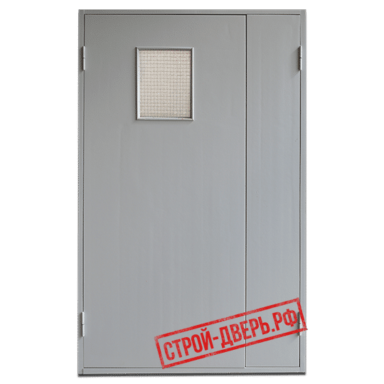 дверь ДО low с печатью 1х1